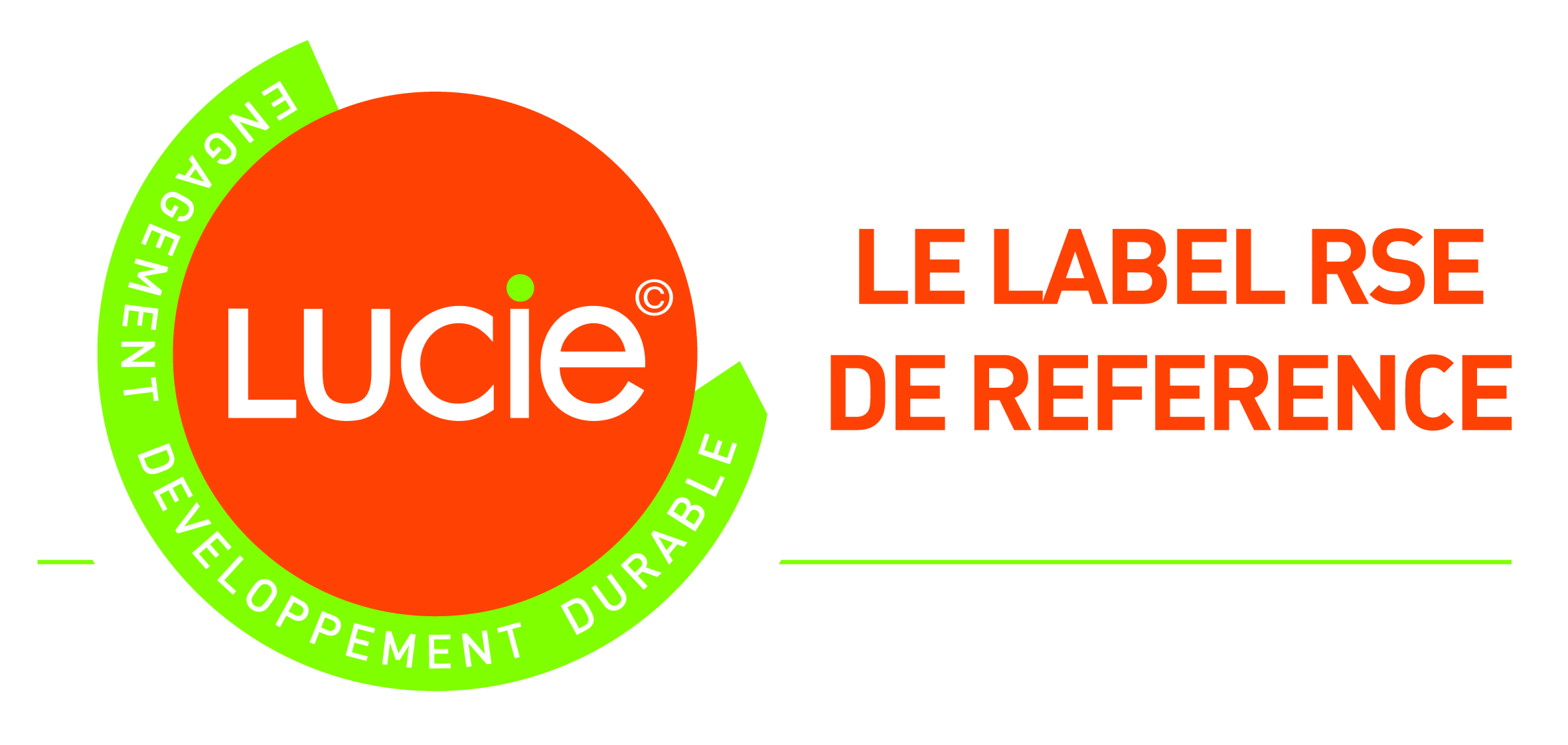 Logo Label Lucie