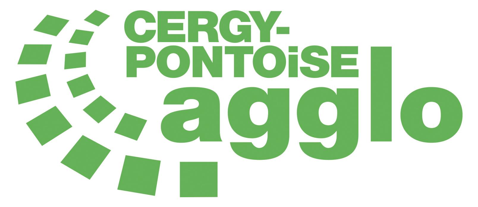 logo de la communaute d'agglomération de Cergy-Pontoise